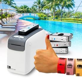 Packs Imprimante Bracelets HC100