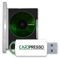 Logiciel de création pour cartes plastiques CardPresso