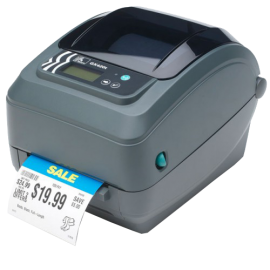 Imprimante étiquettes Zebra GX420